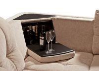 Угловой диван с баром9