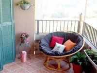 Уютный балкон1