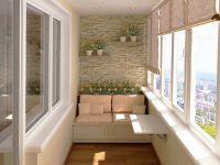 Уютный балкон4