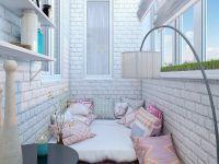 Уютный балкон5