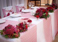 украшение свадебного стола4