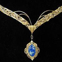 Бижута, изработени от скъпоценни камъни 4