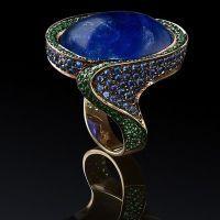 Бижута, изработени от скъпоценни камъни 5