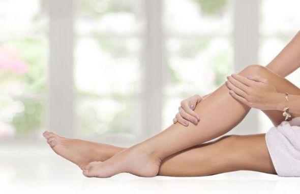 Уменьшаем икроножные мышцы