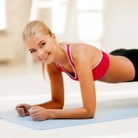 Упражнение планка – противопоказания