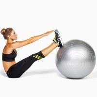 Упражнения на фитболе для похудения живота