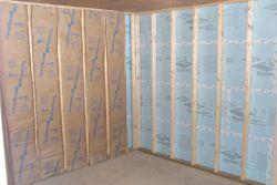 Materiale de termoizolare pentru peretele interior