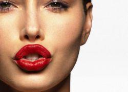Увеличение губ с помощью вакуума