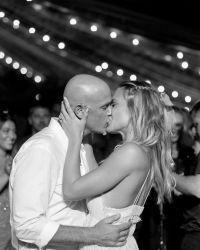 В сентябре 2015 года пара поженилась