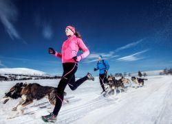 В чем бегать зимой?