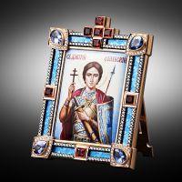 икона дмитрия солунского в чем помогает