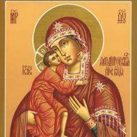 В чем помогает федоровская божья матерь?