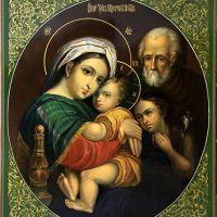 В чем помогает икона «трех радостей»?