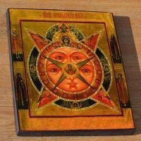 В чем помогает икона «всевидящее око»?