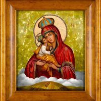В чем помогает почаевская икона божьей матери?