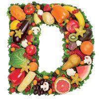 В чем содержится витамин д?