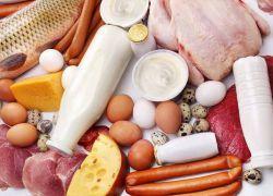 В каких продуктах больше всего белка?