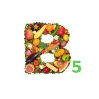 В каких продуктах содержится витамин в5?