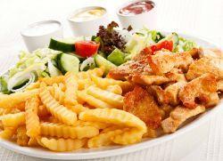 В каких продуктах животные жиры?