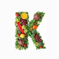 В продуктах содержится витамин к?