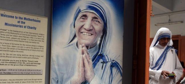 В сентябре мать терезу причислят к лику святых