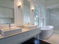 Ванная комната в частном доме 2