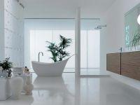 Ванная комната в частном доме 4