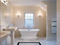 Ванная комната в частном доме 8