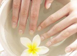 Ванночки для укрепления ногтей