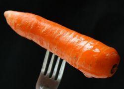 Вареная морковь - калорийность