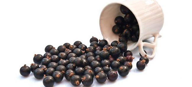 Варенье из черной смородины - польза и вред