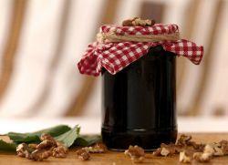 Варенье из зеленых грецких орехов - польза