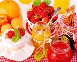 Варенье - калорийность