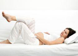 варикоз при беременности в паху