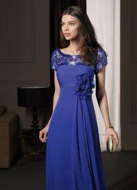 вечерние платья мода 2014 5