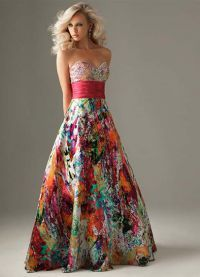 вечерние платья мода 2014 7