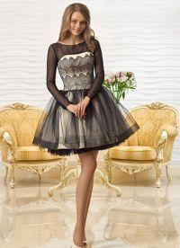 вечерние платья оксаны мухи 2014 1
