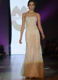 вечерние платья оксаны мухи 2014 2