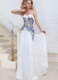 вечерние платья оксаны мухи 2014 5