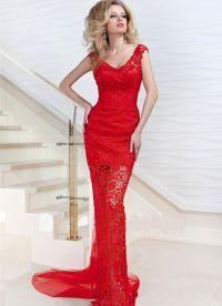 вечерние платья оксаны мухи 2014 6