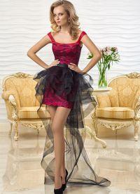вечерние платья оксаны мухи 2014 8