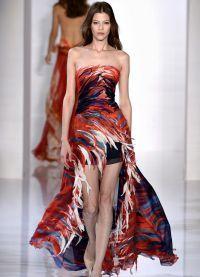 Вечерние платья от Юдашкина 2013 9