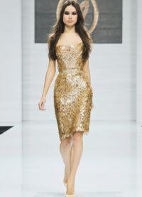 Вечерние платья от Юдашкина 2013 3