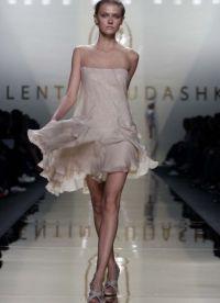 вечерние платья от юдашкина 2014 1