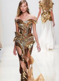 вечерние платья от юдашкина 2014 8