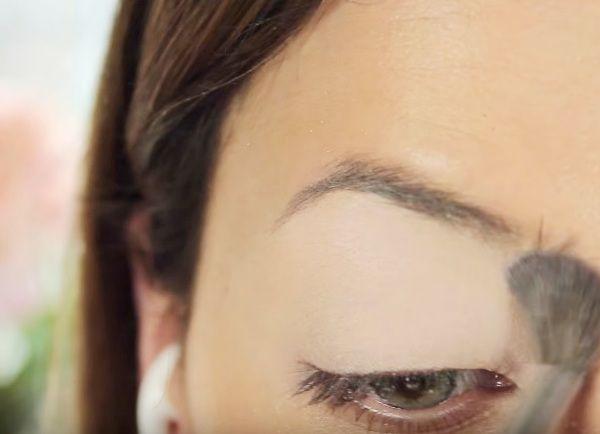 как сделать вечерний макияж глаз 2