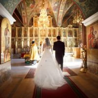 венчание правила для свидетелей