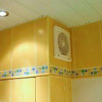 Вентилятор для ванной
