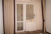 веревочные шторы в интерьере 2