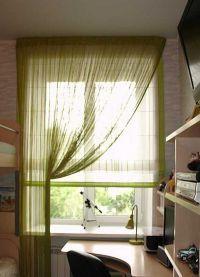 Веревочные шторы 13